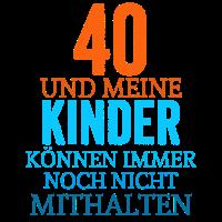 40 Jahre 40. Geburtstags Geschenk