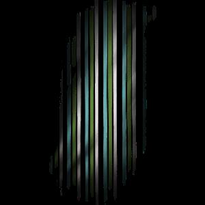 Streifen Muster Geschenk Tapete Modern