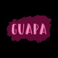 Guapa Spanisch hübsch