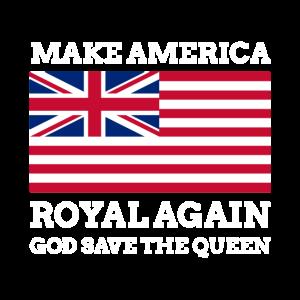 Make America Royal Again