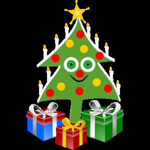 Weihnachtsbaum Weihnachten lustig weihnachtlich