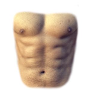 Oberkörper Muskulös