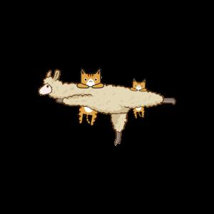 Lama Katzen