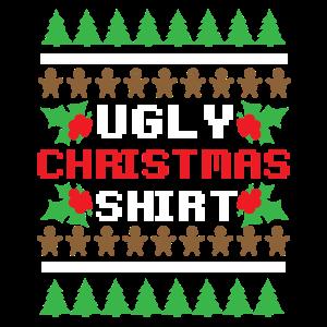 Das böse Weihnachts Shirt schöne Geschenkidee
