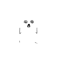 I sat quietly...