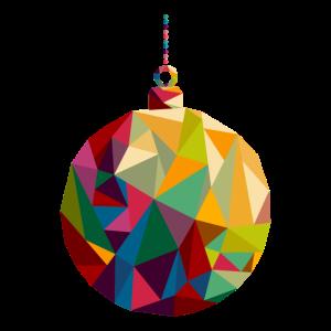 Weihnachts Kugel Origami