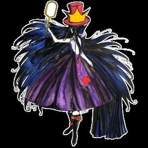 Wer ist der verrückte Hutmacher? Die böse Königin