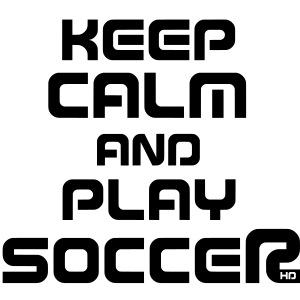Keep Calm (Soccer)
