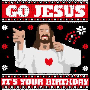 Go Jesus It's Your Birthday