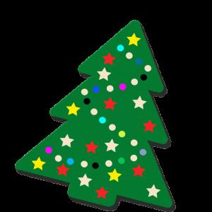 grüne Tanne, Weihnachtsbaum