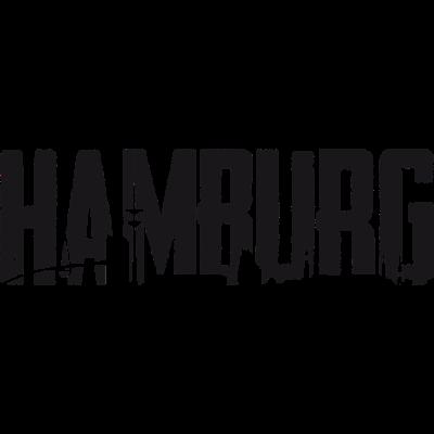 Hamburg Skyline T-Shirt - Die schönste Sadt der Welt! Hamburg - winterhude,stadt,skyline,meine Perle,hamburg city,eppendorf,altona,St Pauli,Schanze,Kiez,Hamburg,HH,Eimsbüttel