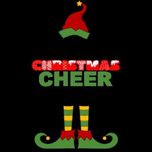 Weihnachten Elfkostüm Weihnachtslieder