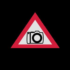 Fotograf im Einsatz