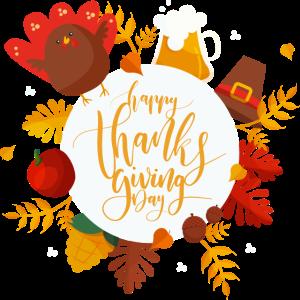 Thanksgiving Kreis