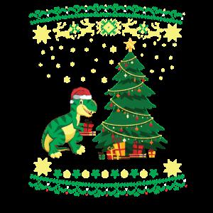 Dino Weihnachtsmann