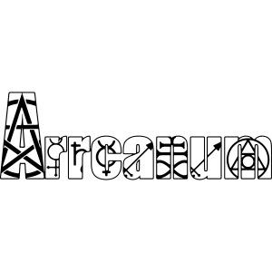 Arrcanum Logo Schrift neu