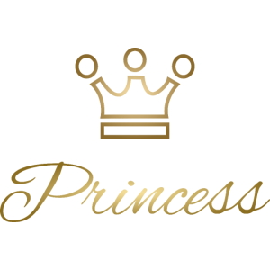 Princess Crown Gold Prinzessin Kind Geschenkidee