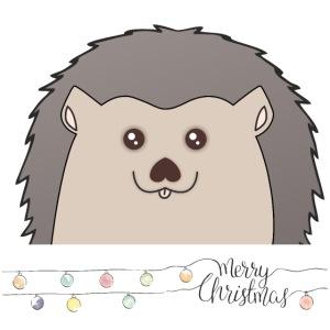 Hed wünscht Merry Christmas