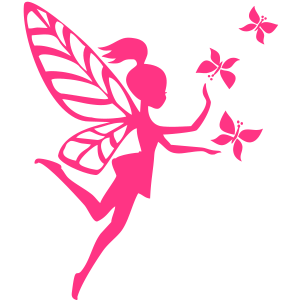 Elfe, Fee, Schmetterlinge, Magie, Zauberei