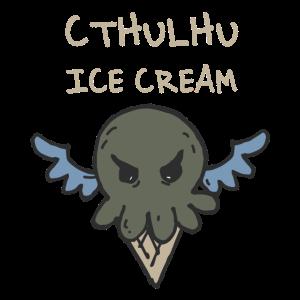 Cthulhu Eiskrem