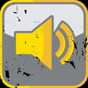 Sound/Lautsprecher- Symbol (used)