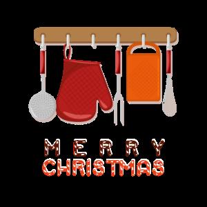 Christmas mother gift - Christmas Cooking Team