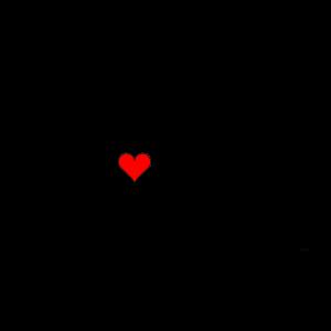 Kreuzstich kleines Herz