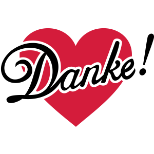 Danke Muttertag Vatertag Valentinstag Mama Papa