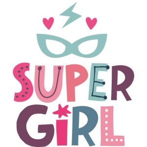 Super Girl – starke Mädchen