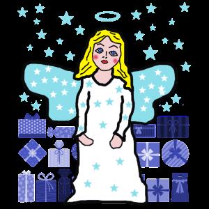 Christkind Geschenke Kinder Weihnachten