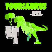 foursaurus rex