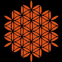 Blume des Lebens, Symbol Vollkommenheit & Harmonie