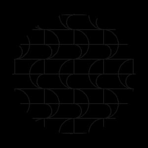 Minimalistische Form