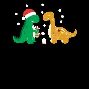 Weihnachtssaurier