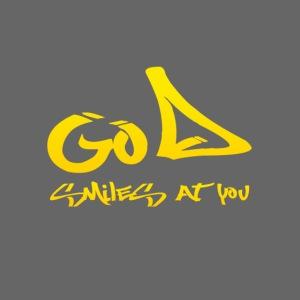 Gott lächelt Dich an - God smiles at you