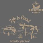Life Is Good Shirt