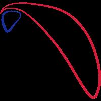 Paragliding Logo 3