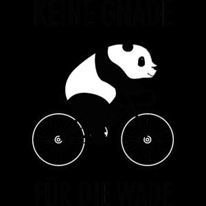 Keine Gnade Für Die Wade - Panda Fährt Fahrrad