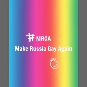 MRGA Hashtag