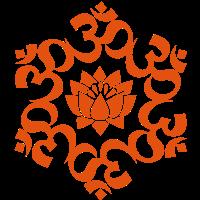 OM Lotus, Meditation, Yoga, AUM, Buddhismus