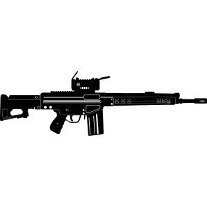 HK Gewehr 3 - Automatkarbin 4C