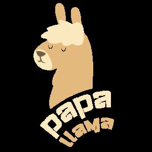 Papa Lama Papaw Papi Papaw cool Geschenk