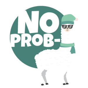 Kein Problem Lama - No Problama