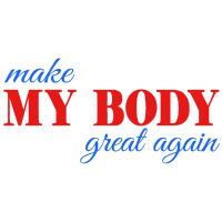 Make my Body Great Again Fitness Workout Training