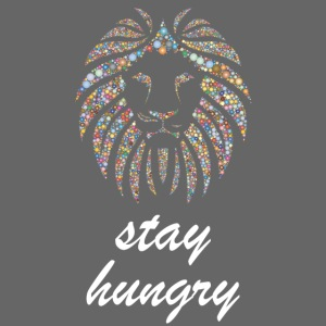 Stay Hungry T-shirt and accessoires