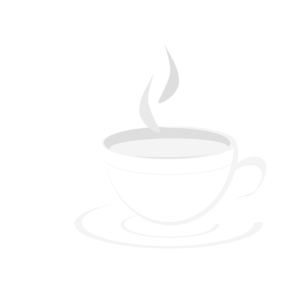 Stricken und Kaffee