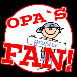 Opas groesster Fan