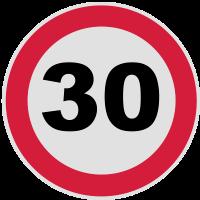 30. Geburtstag 30 Geburtstagsshirt 3c