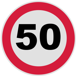 50. Geburtstag 50 Runder Geburtstag Jubiläum 3c