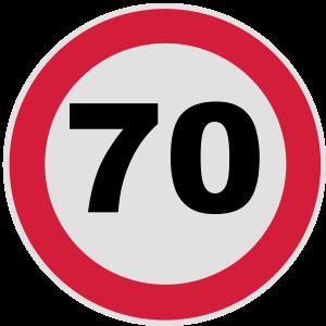 70. Geburtstag 70 70er runder Geburtstag 3c